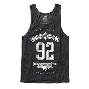 Element Hardball Tank Top   Mens   Skate   Clothing   Black