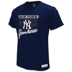 Mitchell & Ness MLB Strikeout T Shirt   Mens   Baseball   Fan Gear