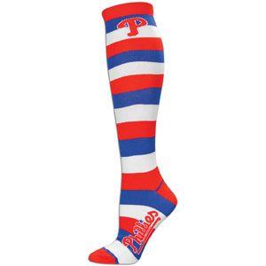 For Bare Feet MLB Rugby Sock   Womens   Baseball   Fan Gear