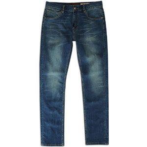 LRG Constant TS Jean   Mens   Casual   Clothing   Medium Indigo Wash