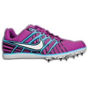 Nike Zoom Rival D 6   Womens   Track & Field   Shoes   Vivid Grape