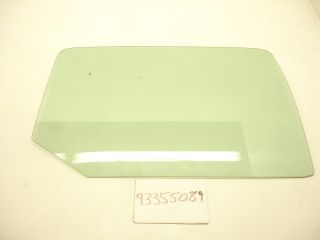 Hummer H3T Left Rear Window GM 93355089