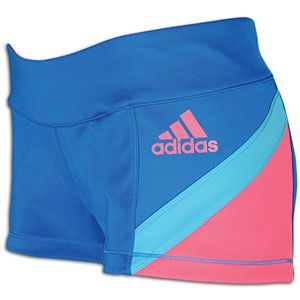 adidas Clima Power Short   Womens   Training   Clothing   Prime Blue
