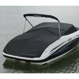 Yamaha 242 Limited S Cockpit Cover NO Snaps Taupe (2010 2013) :