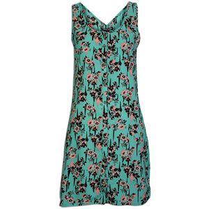 Volcom Chips Tank Dress   Womens   Casual   Clothing   Mint Green