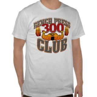 225 Club Bench Press Ringer T Shirt