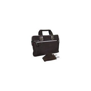 15 Dark Brown Laptop Carrying Bag for Hp laptop
