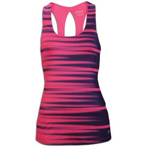 ASICS® Pop Color Racerback Tank   Womens   Running   Clothing