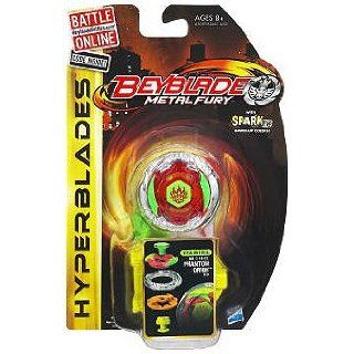 Metal Fury HYPERBLADES PHANTOM ORION   Stamina BB 118 FX: Toys & Games
