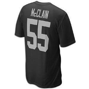 Nike NFL Player T Shirt   Mens   Rolando Mcclain   Oakland Raiders