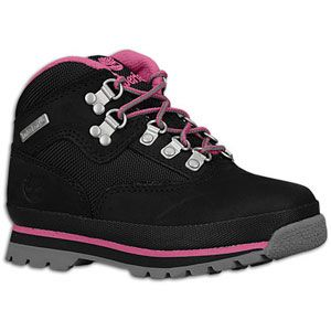 Timberland Euro Hiker   Boys Toddler   Casual   Shoes   Black/Pink