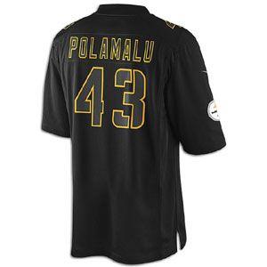 Nike NFL Impact Jersey   Mens   Troy Polamalu   Pittsburgh Steelers