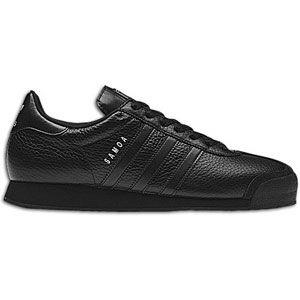 adidas Originals Samoa   Mens   Soccer   Shoes   Black/Black/Metallic