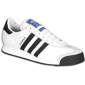 adidas Originals Samoa   Mens   Soccer   Shoes   White/Black