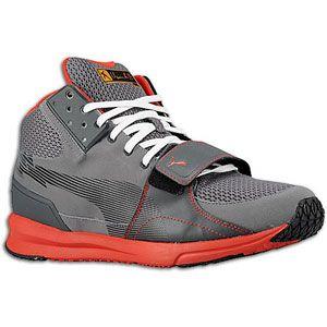 PUMA Bolt Evospeed XT   Mens   Casual   Shoes   Steel Grey/Dark