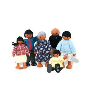 Ryans Room Family Affair II African American Family Doll