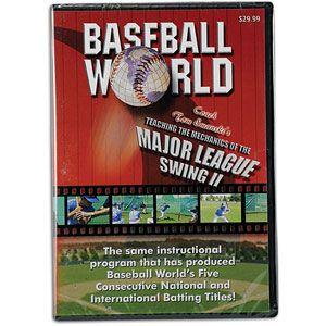Baseball World Hitting DVD   Baseball   Sport Equipment