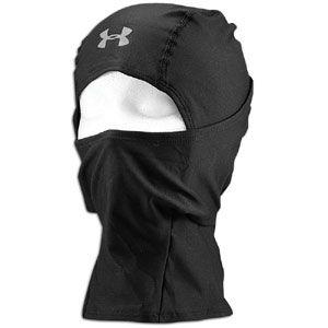 Under Armour Coldgear Hood   Mens   Football   Clothing   Black