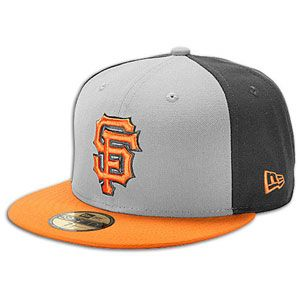 New Era MLB 59fifty Tri Pop Cap   Mens   Baseball   Fan Gear   Giants