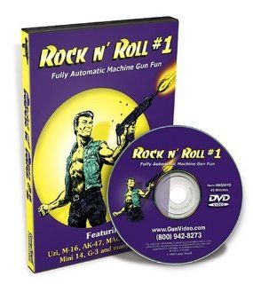 Rock n Roll #1: Machine Gun Fun: Lenny Magill: Movies