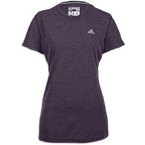 adidas Ultimate Workout T Shirt   Womens   Training   Clothing   Dark