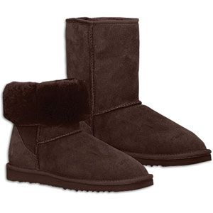 UGG Classic Short   Girls Grade School   Casual   Shoes   Chocolate