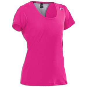 Under Armour WM Coldblack Run T Shirt   Womens   Running   Clothing