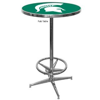 Michigan State University Spartans NCAA Pub Table Sports