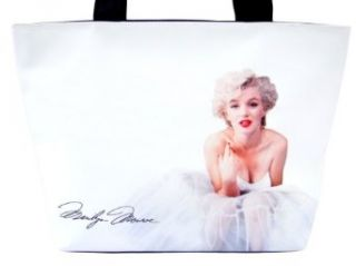 Marilyn Monroe Signature Ballerina Wide Tote Shoulder
