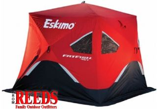 Eskimo Fatfish Ice Fishing House Shelter 2 3 Person FF767