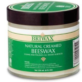 Briwax   Rustic Pine   Toluene Free Furniture Wax   16oz