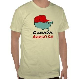 Canada Americas Cap Shirt