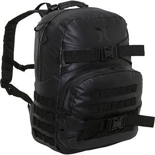 Hurley Commander Travel Skate Backpack Black