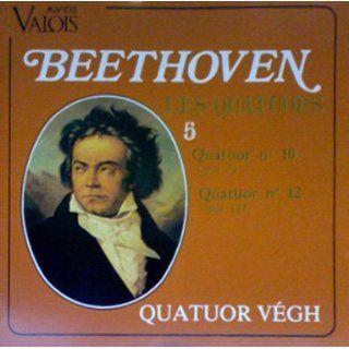 No. 10, Opus 74 / String Quartet No. 12, Opus 127 Quatuor Vegh Books