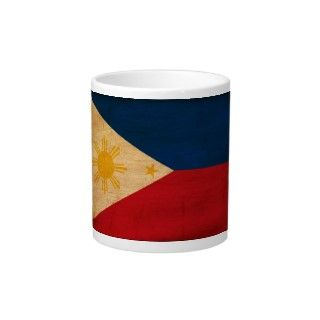 Show your Philippines Pride! Jumbo Mug