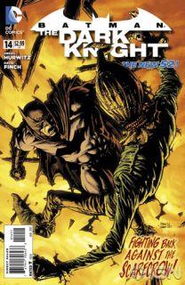 Batman The Dark Knight 14 DC Comics 2011 New 52