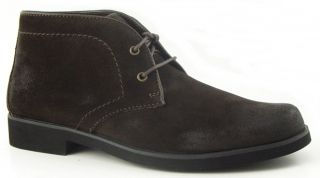 Hush Puppies Hayward Brown Suede Womens Shoes Lace Up Ankle Boots 5 5