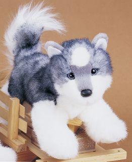 Joli Husky Dog 12 by Douglas Cuddle Toys