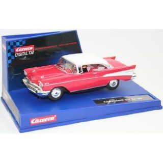 Carrera Digital 132 1/32 1957 Chevrolet Bel Air Slot Car
