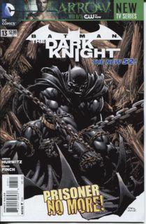 Batman The Dark Knight 13 DC Comics 2011 New 52