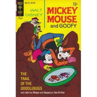 Mickey Mouse #133 Back Issue Comic Book (Dec 1971) Fine