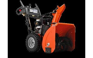 Husqvarna 924HV Two Stage Snowthrower Electric Start Snow Blower