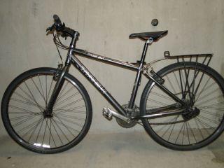 2010 Trek 7 3 FX Hybrid Bicycle 17 5 Great Bike