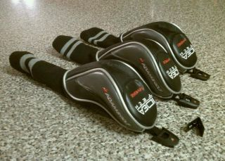 Set of 3 Adams Golf Idea Tech Hybrid Head Covers w Tag 2 3 4 5 New