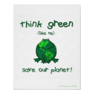 Earth Day and every day designs to promote environmental awareness