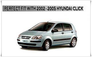 Cabin Air Filter Diesel 2pc 1set for 02 05 Hyundai Getz