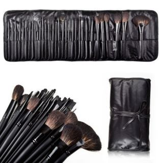 New Makeup Brushes 32 Pro Eyebrow Brush Eyeshadow Cosmetic Natural