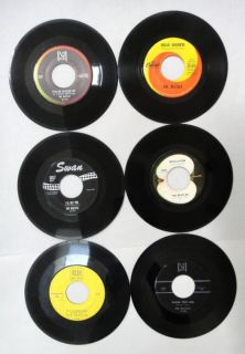 Beatles 45 RPM Records Hey Jude Love Me do Ill Get You from Me