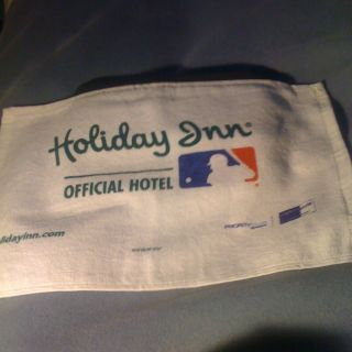 2007 All Star Game Rally Towel White in San Francisco