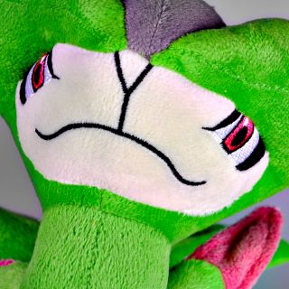 14 Pokemon Virizion RARE Plush Soft Doll Toy New